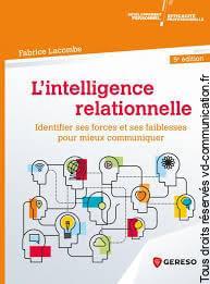 Livre L'intelligence relationnelle