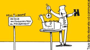 Bpifrance Le Lab présente un guide pour accompagner les dirigeants de PME et d'ETI qui souhaitent repenser leurs pratiques managériales