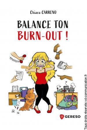 LIVRE BALANCE TON BURN-OUT