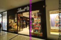 Ouverture d'une boutique Lindt au Chesnay à Parly 2